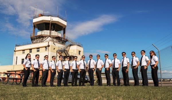 Batch 1 Cebu Pacific Cadet Pilots