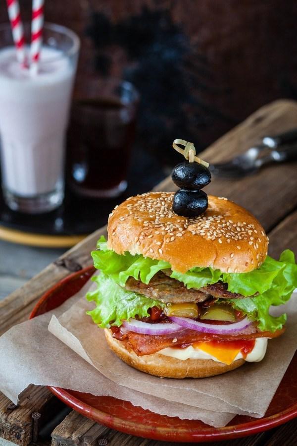 Best Burger in Vegas