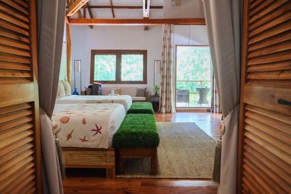 Inside my Sampaguita Garden Villa Room