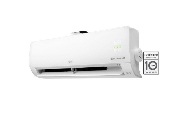 LG DUALCOOL with DUAL INVERTER with Air Purifying System