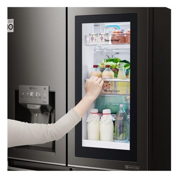 LG InstaView Door-in-Door fridge technology - InnoFest Asia 2018
