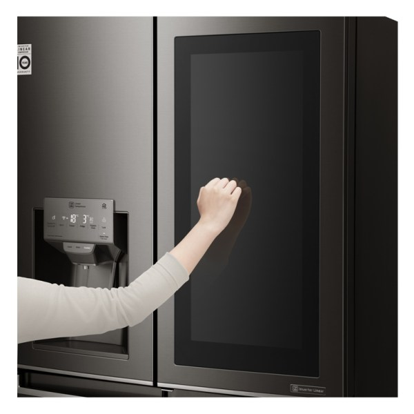 LG Instaview Multi Door fridge technology