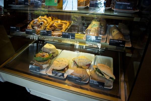 More sandwiches!