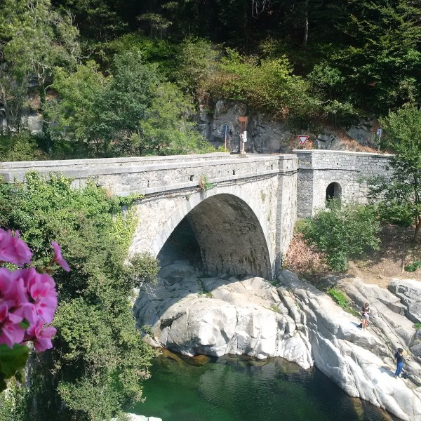 Ponte delle Fontane - Bridge of the Fountains