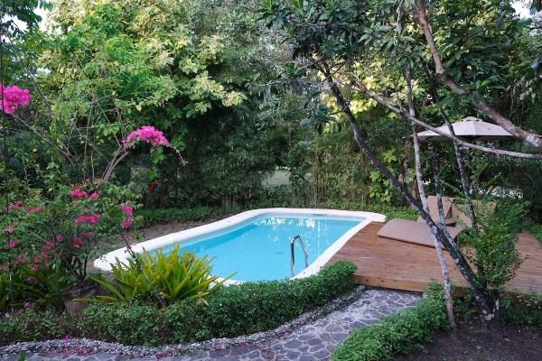 Private Pool at Donatela Pool Villa
