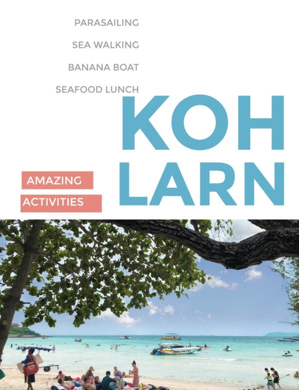Amazing Things to do and see in Koh Larn Thailand