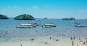 Beach in Alaminos Pangasinan - Hundred Islands