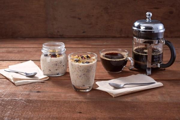 Berry Chia Overnight Oats - New Breakfast Options At Starbucks