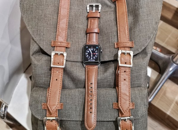 Best Leather Strap for Apple Watch Series 3