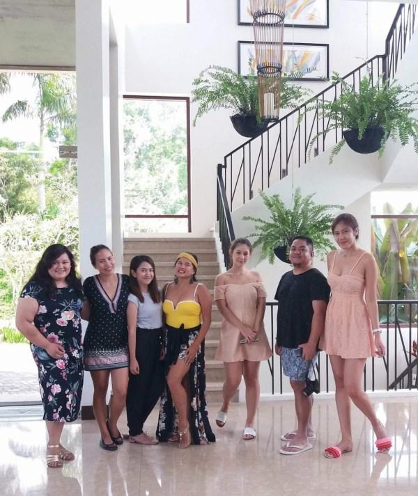 Bloggers at Anya Resort in Tagaytay