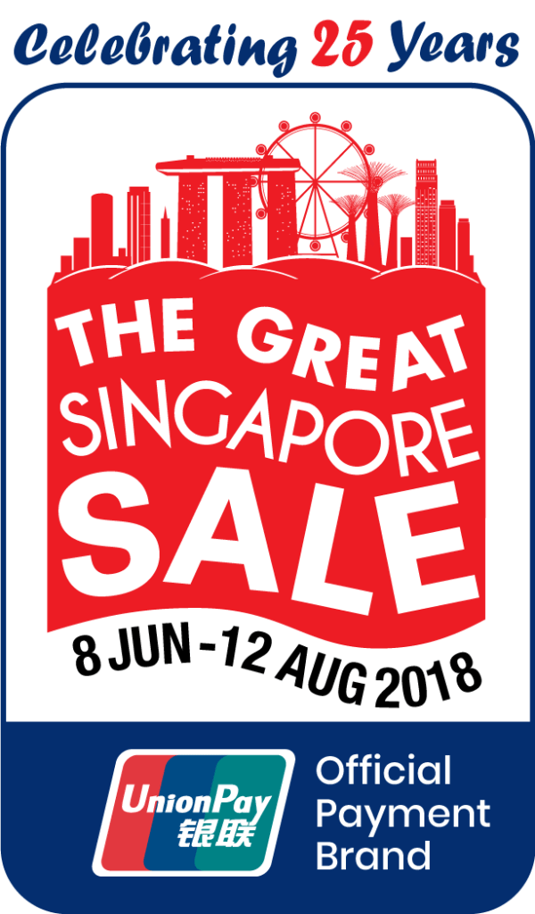 Great Singapore Sale 2018