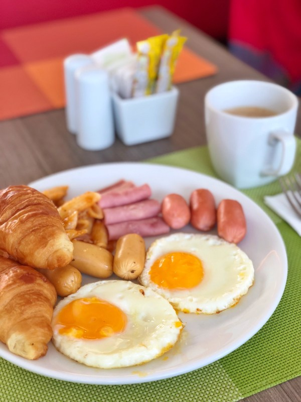Ibis Pattaya Breakfast