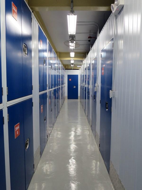 Inside Hallway