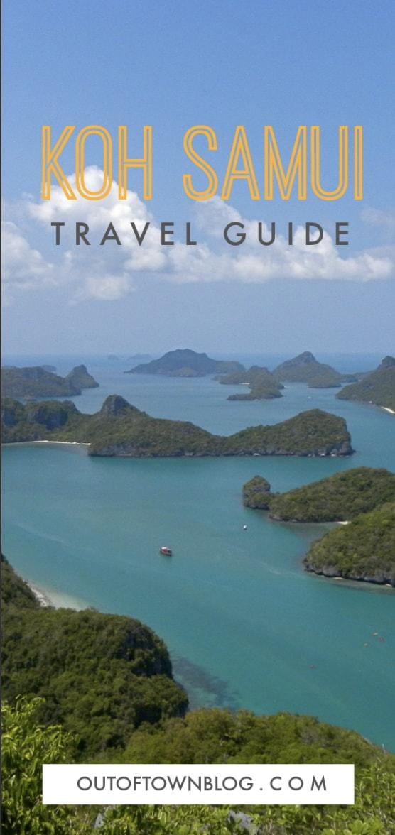 Koh Samui Travel Guide & Tourist Information