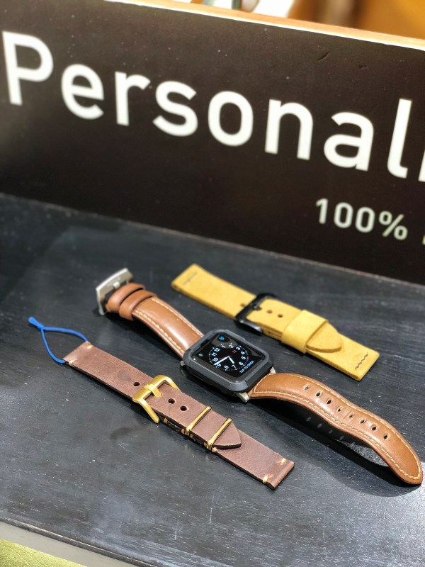 Philippine Made Customized and Personalized Apple Watch Bands