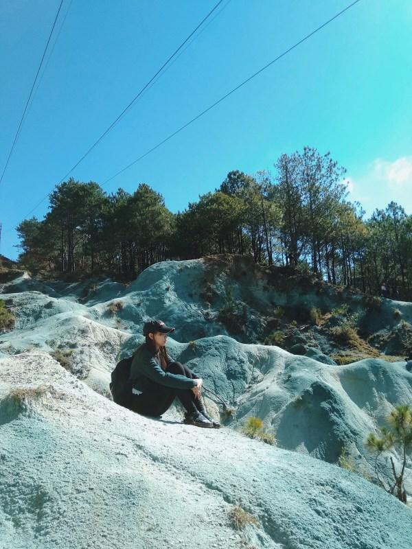 Sagada Blue Soil Hills