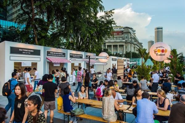 Singapore Food Festival - STREAT