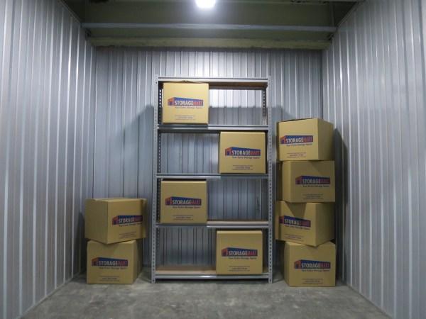 StorageMart Inside Unit Storage Area