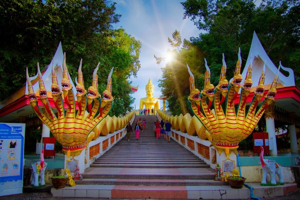 Wat Phra Yai Temple - Big Buddha Statue in Pattaya