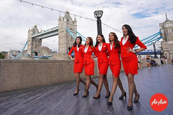 AirAsia is world's best low-cost airline for 10th straight year