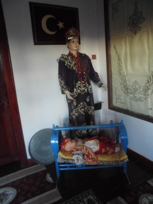 Baby sultan