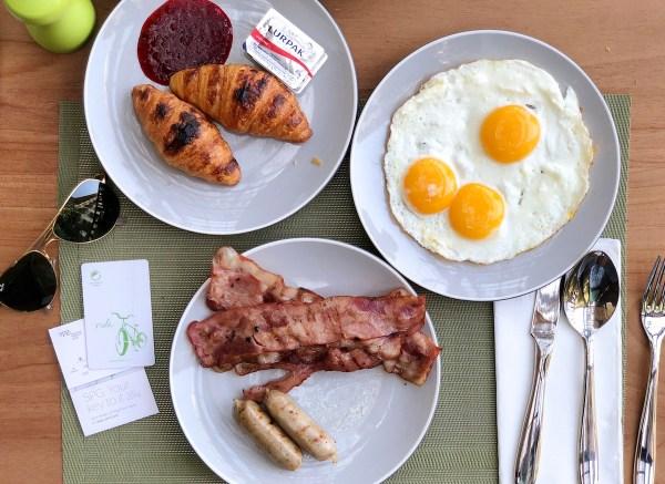 Breakfast at Element by Westin Bali Ubud