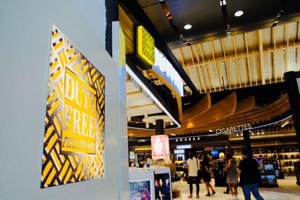 Duty Free Philippines at Cebu International Airport Terminal 2