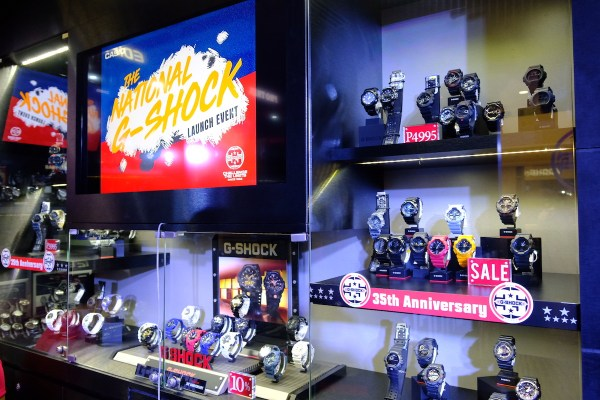 G-shock PH 35th anniversary Sale