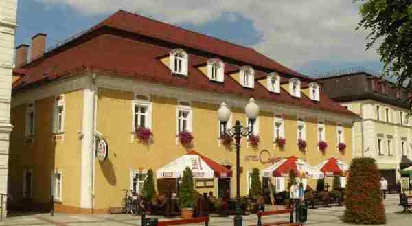 Hotel Caspar Hotel in Jelenia Gora