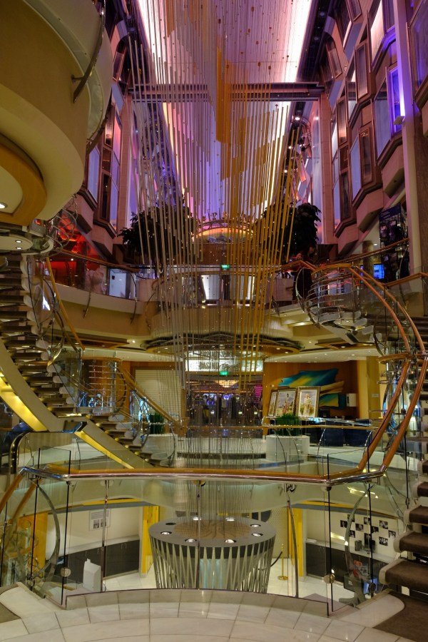 Inside Voyager of the Seas