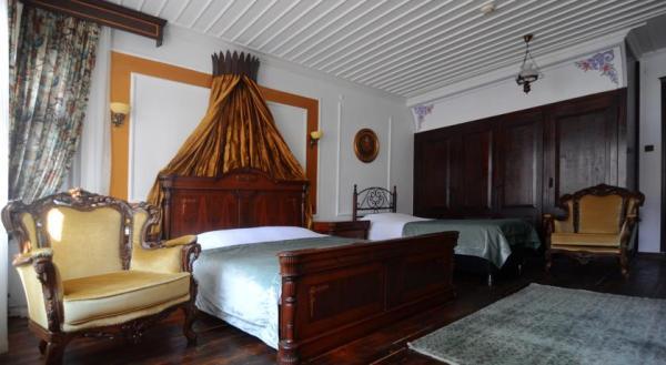 Luxurious Room at Tasodalar Hotel
