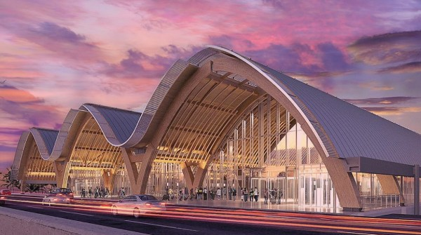 Mactan-Cebu airport win at World Architecture Festival