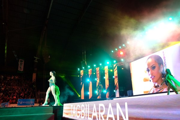 Miss Tagbilaran in Swimsuit