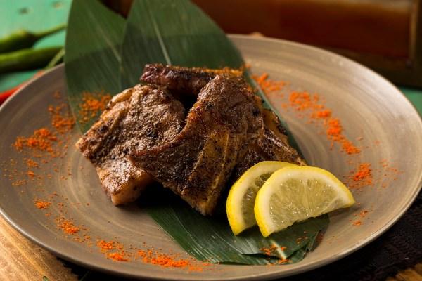 San Xi Lou BBQ Sichuan Spicy Beef Short Ribs