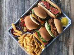 Shake Shack food offerings