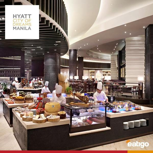 The Cafe at Hyatt City of Dreams