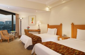 The Heritage Hotel Manila Deluxe Twin Room