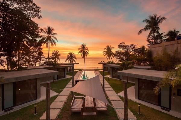 VEUE Beach Cabins photo via FB Page