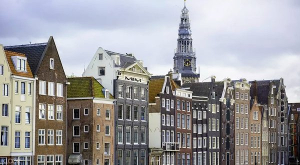 Amsterdam Guided Tour photo via KLOOK