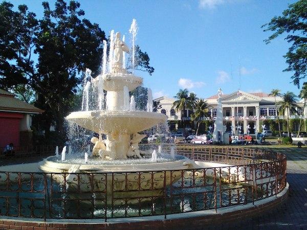 Aurora Park located in Laoag City, Ilocos Norte photo by Barrera Marquez via Wikipedia CC