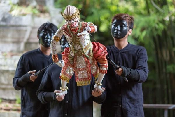 Bangkok Puppet Show