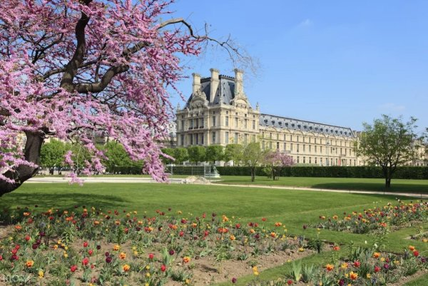 Best Activities to do in Paris photo via KLOOK
