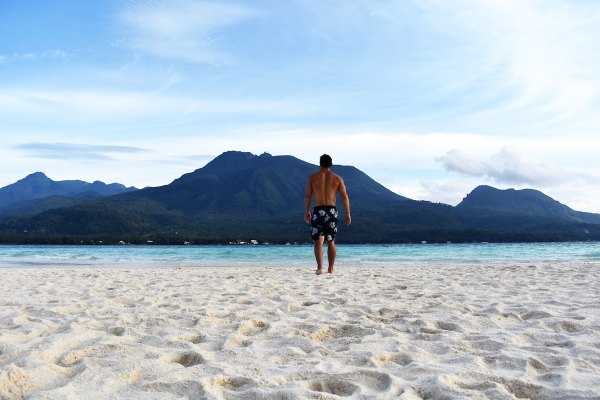 Camiguin White Island by Ron Atory via Unsplash