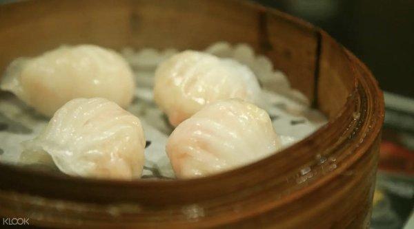 Central and Sheung Wan Food Tour photos via KLOOK