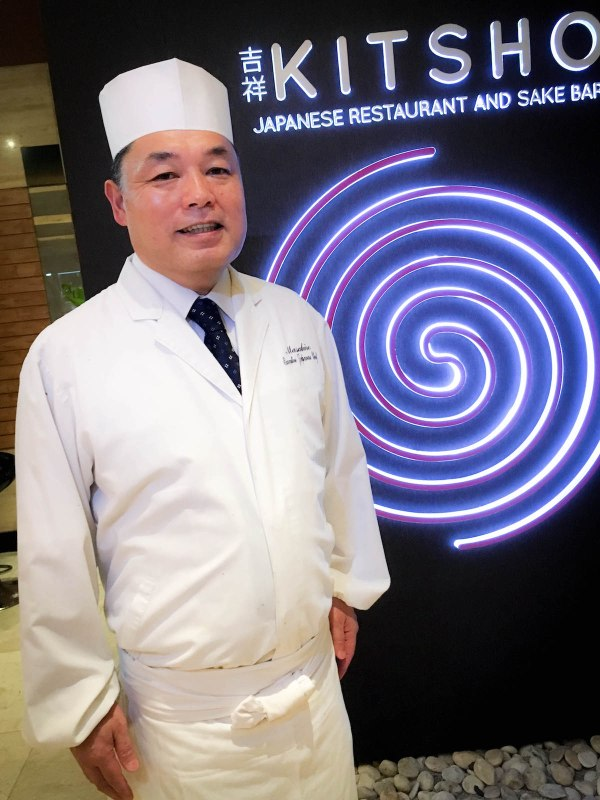 Chef Hiro concocts the tastiest lunch set menus for corporate meetings as well as intimate gatherings.