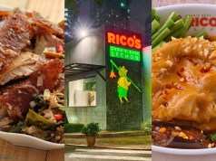 First Rico's Lechon in Manila