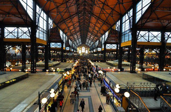Great Market Hall photo by Dd-ang2s via Wikipedia CC