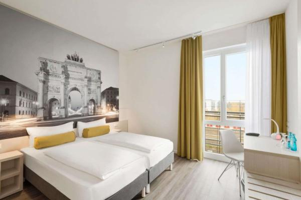 Hotel Super 8 Munich City West