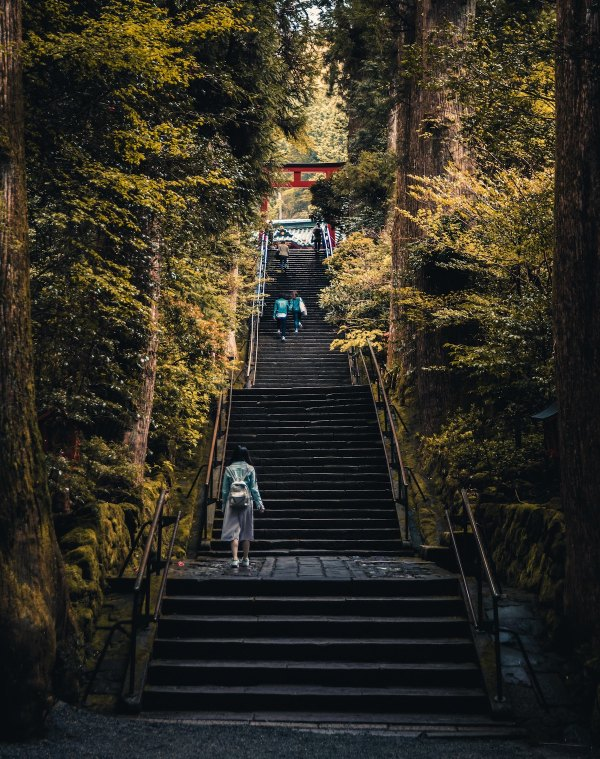 Kyoto Japan photo by Chris Chan via Unsplash