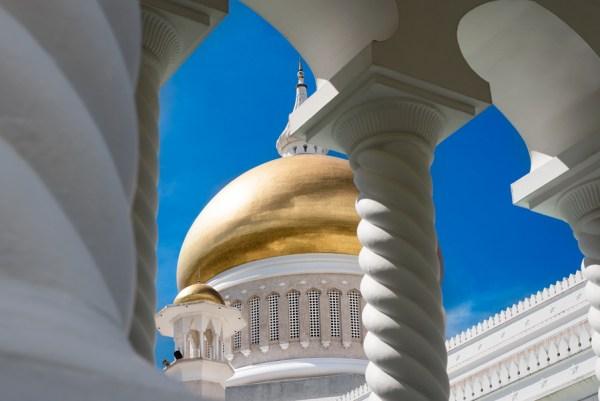 Masjid Sultan Omar Ali Saifuddin Mosque